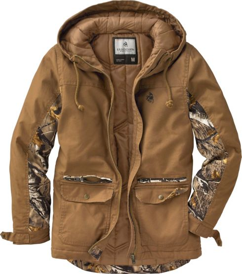 Ladies Gravel Road Workwear Jacket at Legendary Whitetails