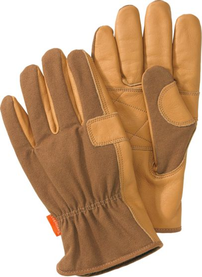 Men's Brown Workwear Gloves at Legendary Whitetails