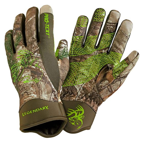 Men's Spider Web II Pro-Text Thinsulate Glove at Legendary Whitetails
