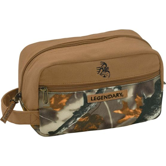 Men's Backwoods Adventure Big Game Camo Travel Kit at Legendary Whitetails