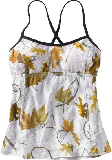 God's Country Avalanche Camo Crossback Tankini at Legendary Whitetails