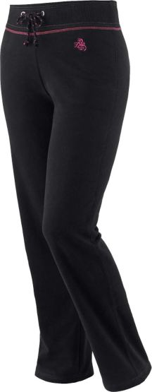 Women's Black Rival Sweatpants at Legendary Whitetails