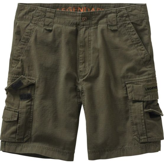 Men's Ripstop Cargo Shorts at Legendary Whitetails