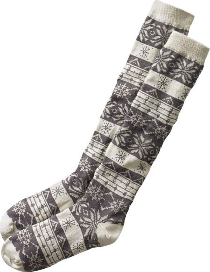 Ladies Glistening Pines Boot Socks at Legendary Whitetails