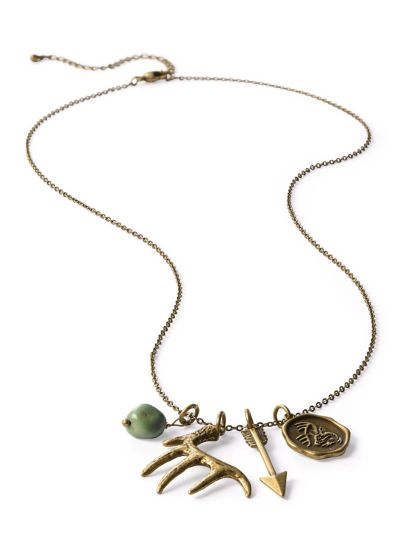 Women's Heritage Charm Necklace at Legendary Whitetails