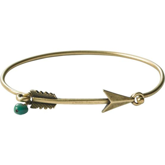 Women's Heritage Lone Arrow Bangle Bracelet at Legendary Whitetails