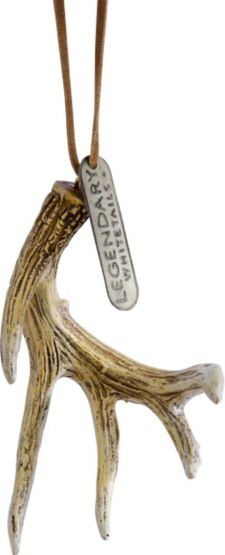 James Jordan Deer Antler Ornament at Legendary Whitetails