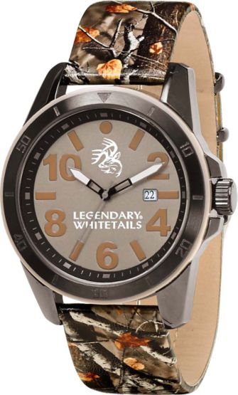 Men's 2-in-1 Dual Band Camo Pathfinder Watch at Legendary Whitetails
