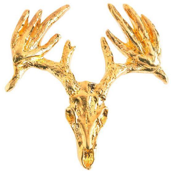 Men's Hunter Gold Tie Tacks at Legendary Whitetails