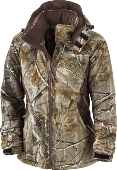 Women's ArcticShield Performance Fit Camo Jacket at Legendary Whitetails