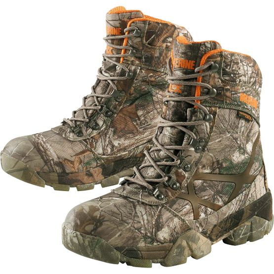 "Men's Wolverine® Archer Realtree Xtra 8"" EPX Boot at Legendary Whitetails"