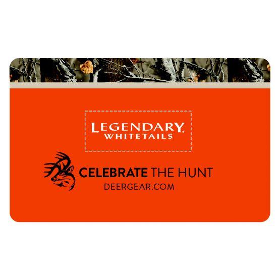 Legendary Promo Card (Expires 12-31-16) at Legendary Whitetails
