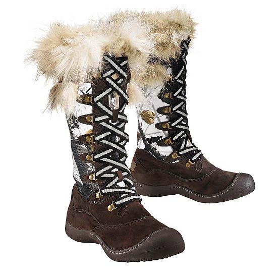 Ladies Arctic Snow Boots   Legendary Whitetails