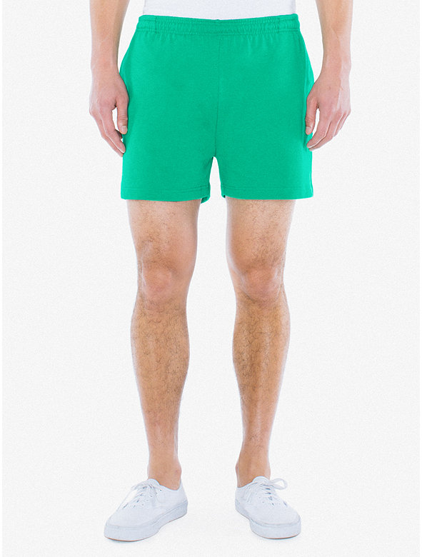 Thick Knit Jersey P.E. Short