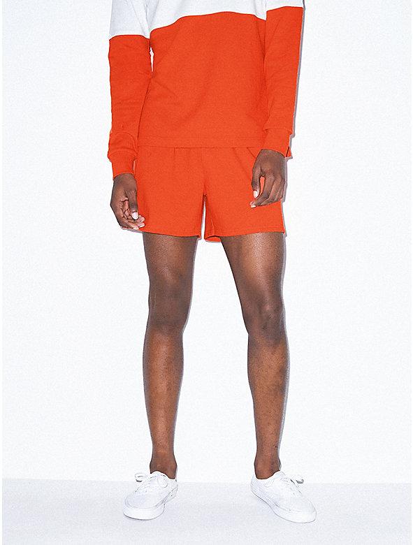 Thick Knit Jersey P.E. Short