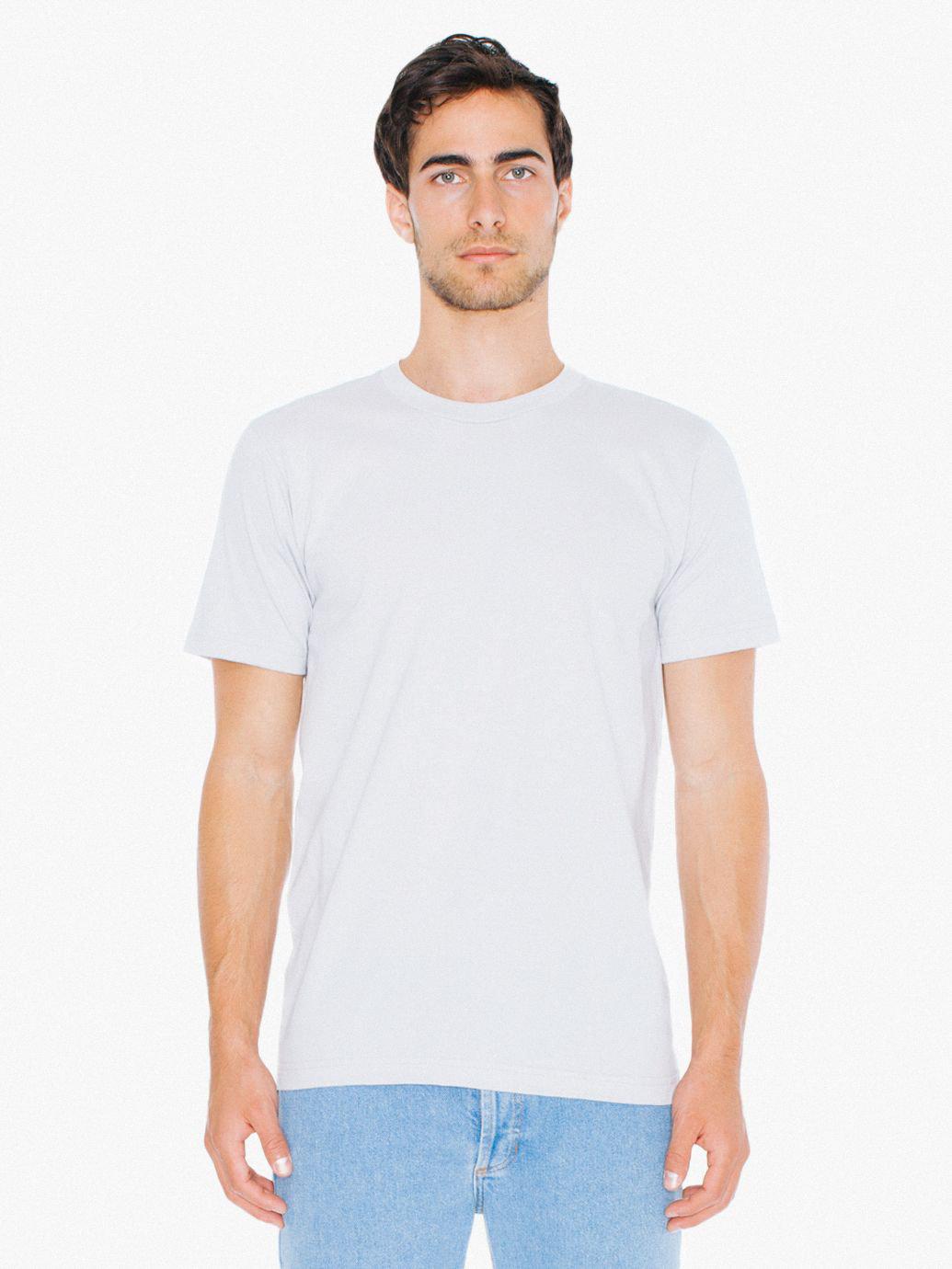 Fine Jersey Crewneck T-Shirt. 2001.  10.00  22.00 84eaf6e2e1812