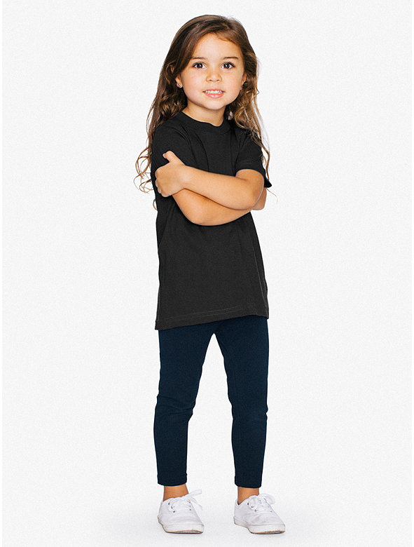 Toddler Fine Jersey Crewneck T-Shirt