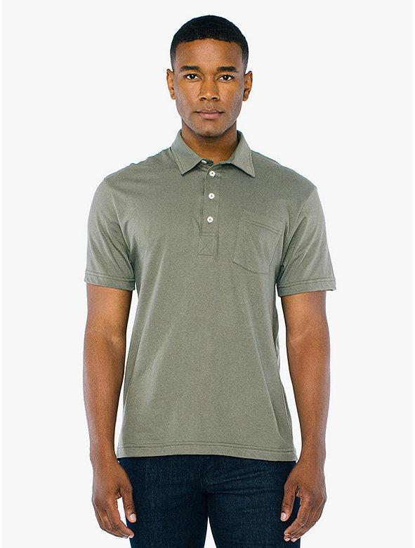 Fine Jersey Leisure Shirt
