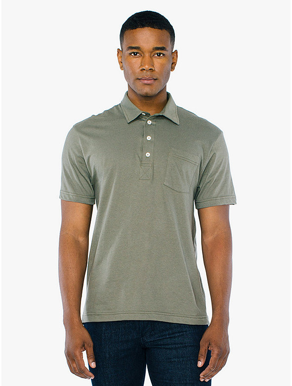 Fine Jersey Leisure Shirt