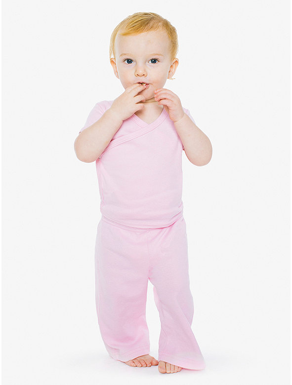 Baby Rib Infant Karate Pant
