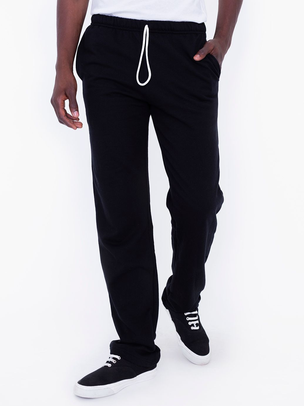 American Apparel California Fleece Mens Pants
