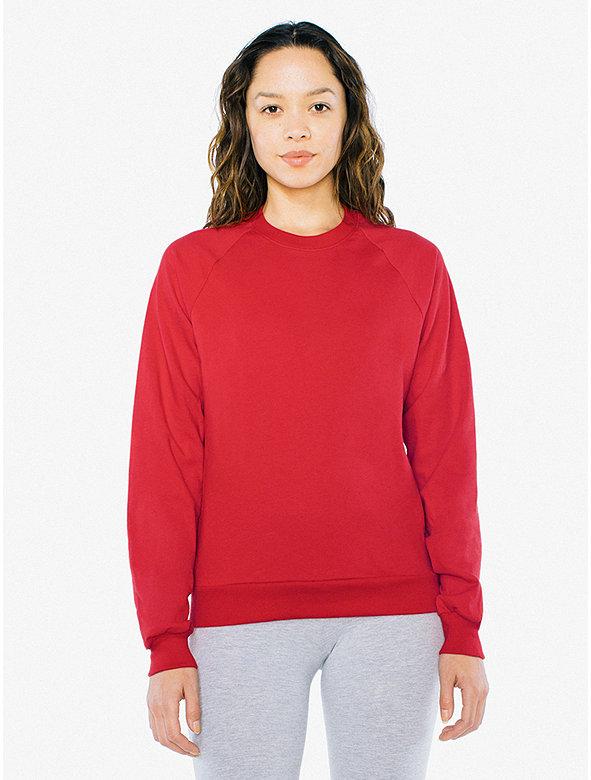Unisex California Fleece Raglan