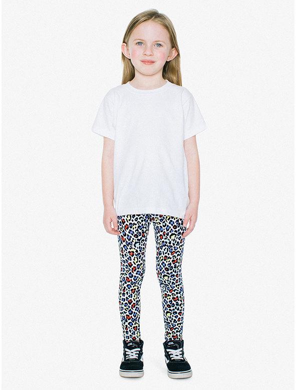 Cotton Spandex Toddler Legging