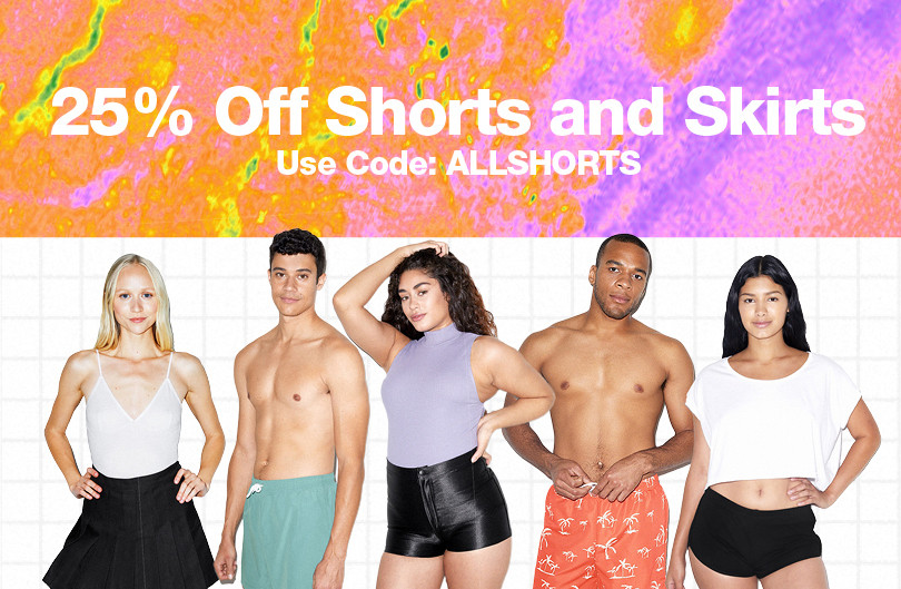 Skirts & Shorts. Shop Now !