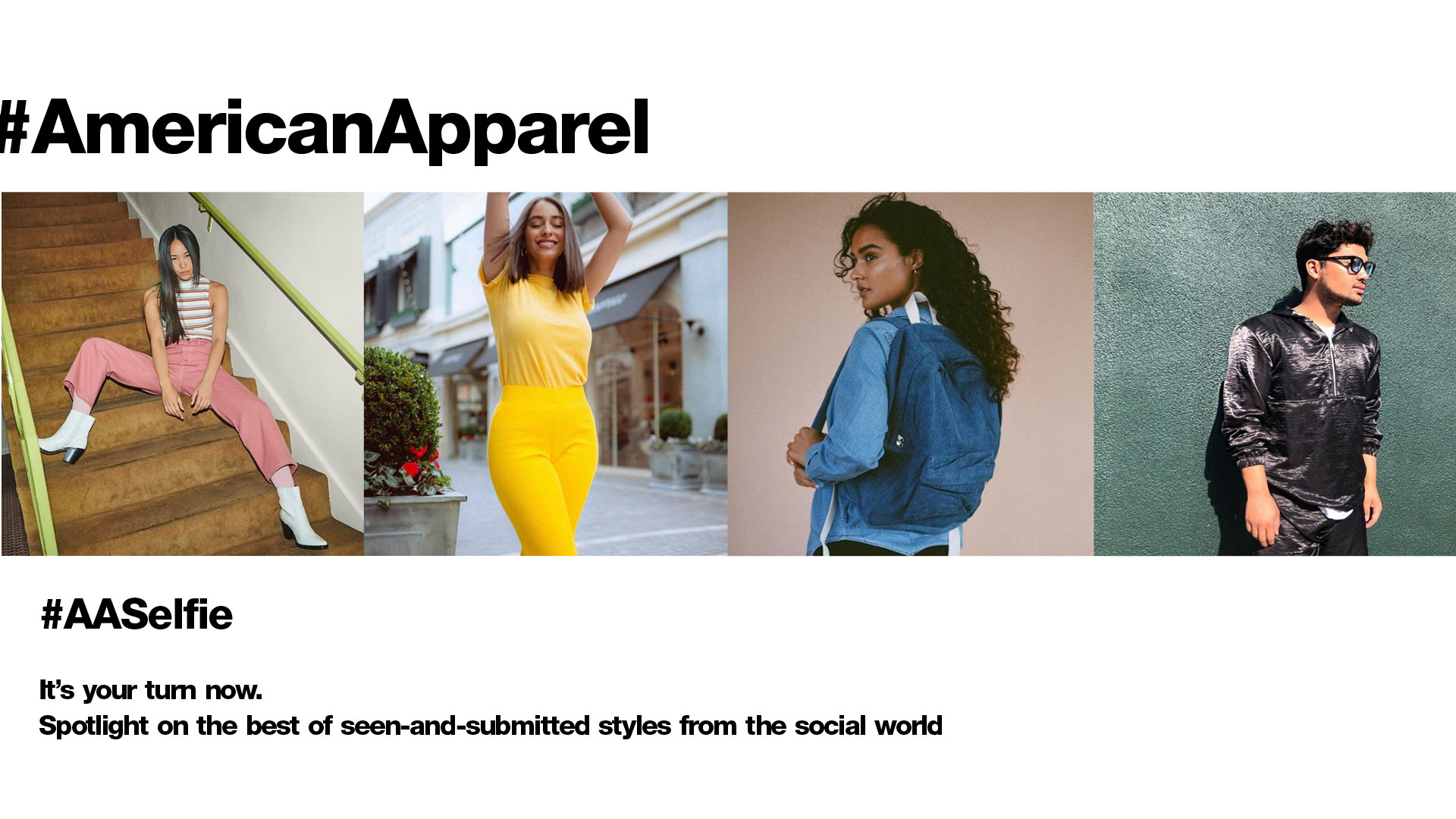 Ethically Made - Sweatshop Free | American Apparel