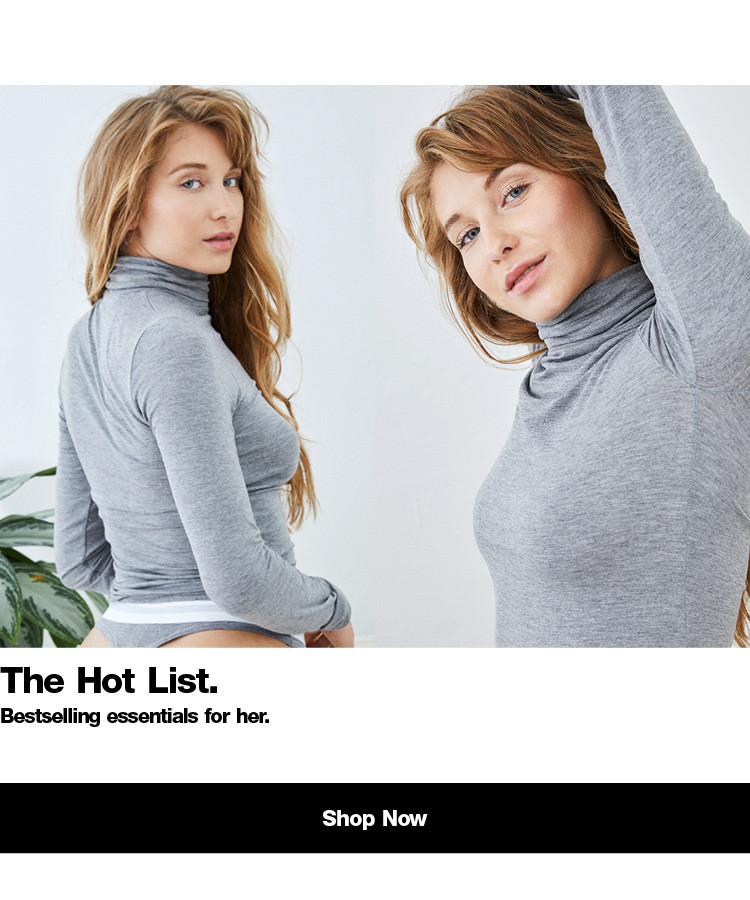 The Hot List. Women