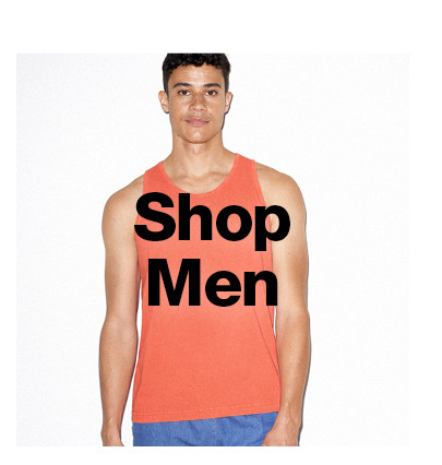 Shop ALL Men CTA