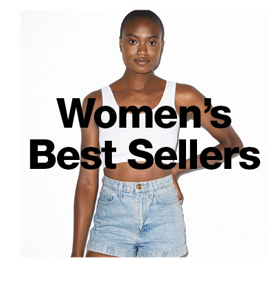 Shop Women Best Seller CTA