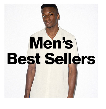 Shop Men Best Seller CTA
