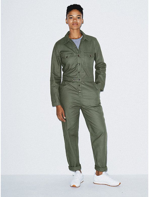 Twill Coverall