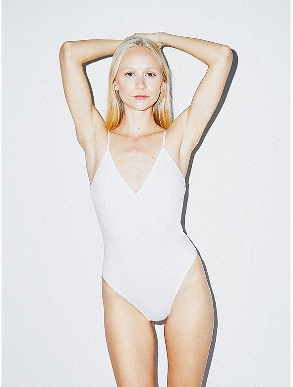Cotton 2x2 Sofia Bodysuit