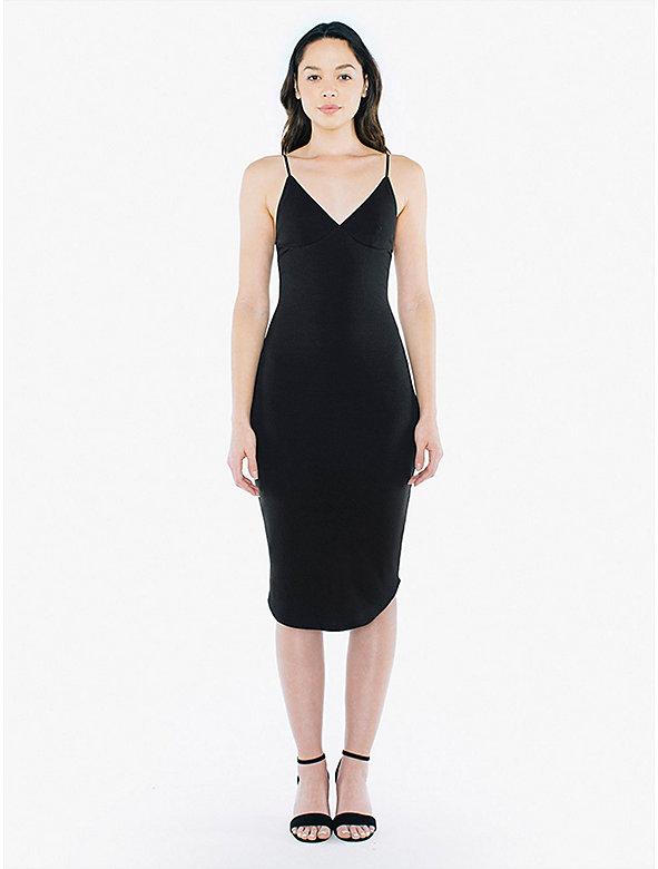 Cotton 2x2 Sofia Dress