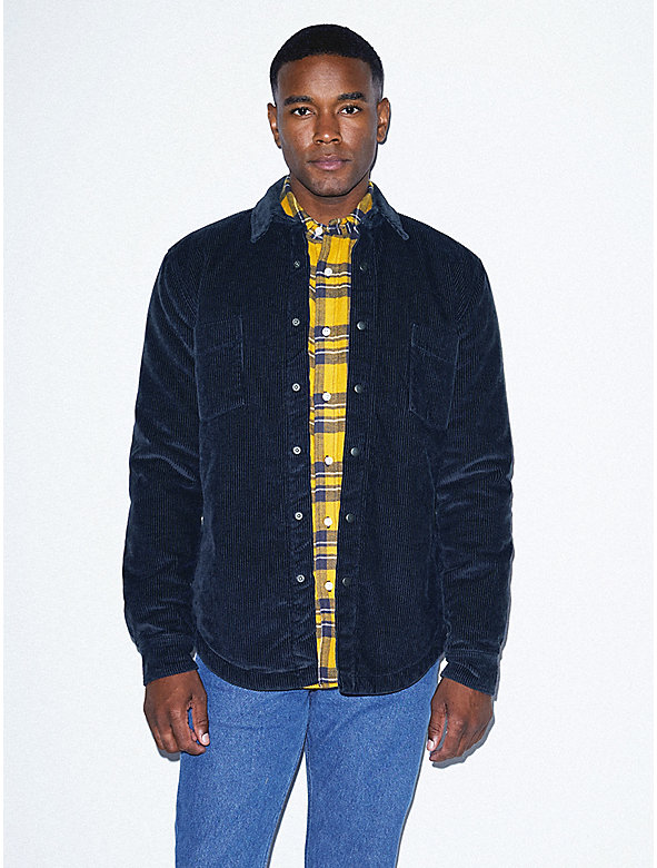 Corduroy Shacket