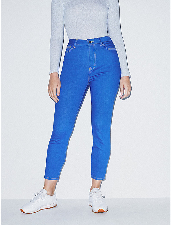 The Crop Pencil Jean