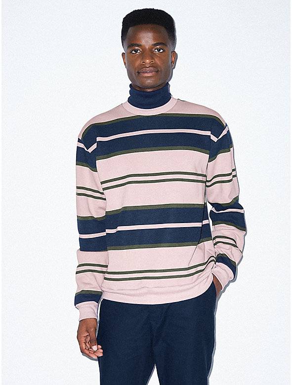 Flex Fleece Turtleneck