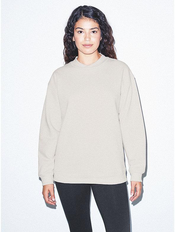 Unisex Flex Fleece Crossneck Pullover