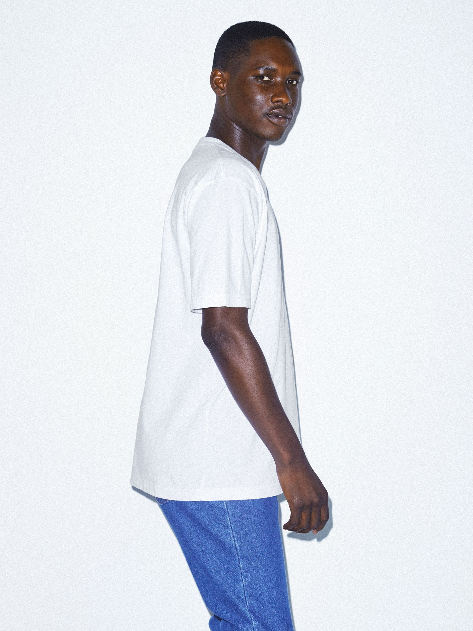 3bcf84960 Heavy Jersey Box T-Shirt | American Apparel