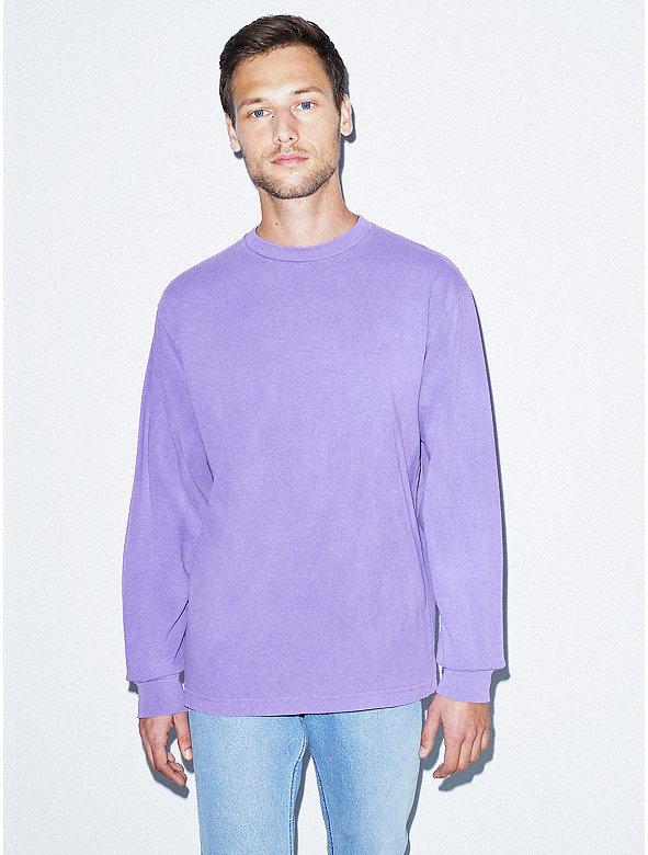 Heavy Jersey Long Sleeve Box T-Shirt