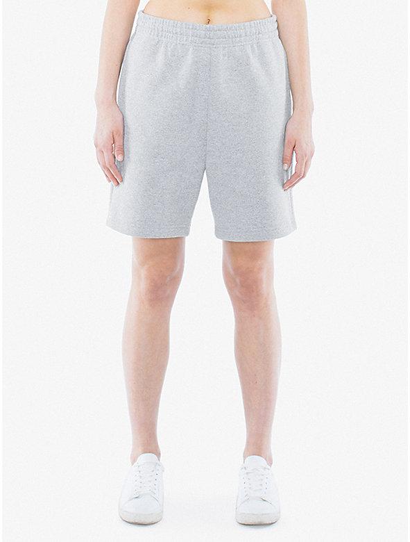 Unisex Mason Fleece Gym Short