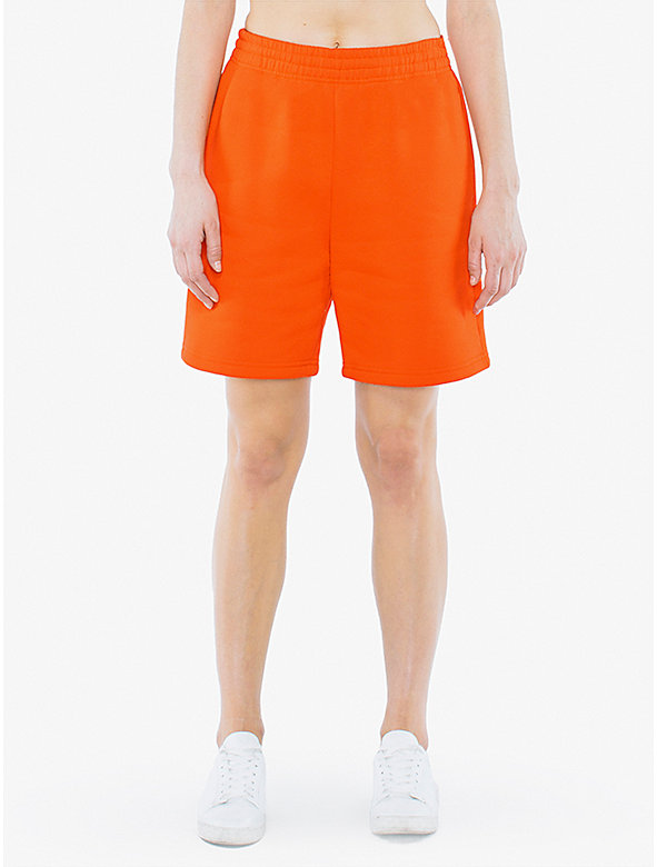 Unisex Mason Fleece Gym Short 0cfd5ffdea2