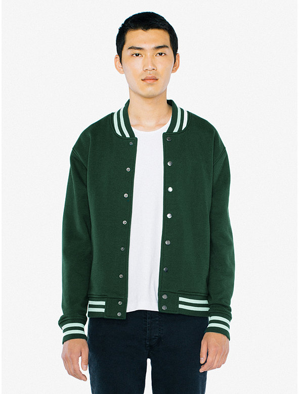 Heavy Terry Club Jacket
