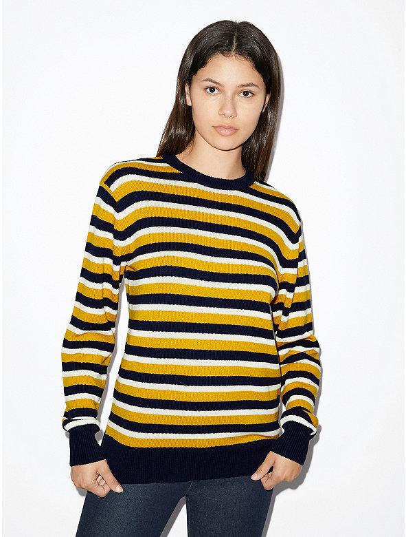 Unisex Basic Knit Crewneck