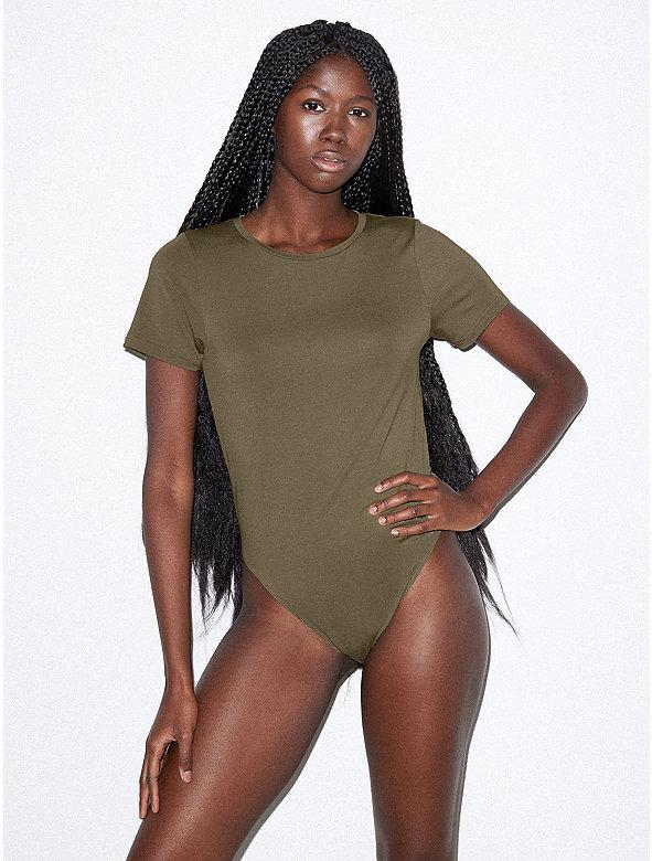 Mix Modal T-Shirt Bodysuit
