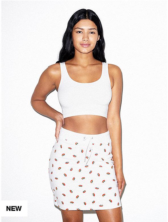 California Fleece Skirt