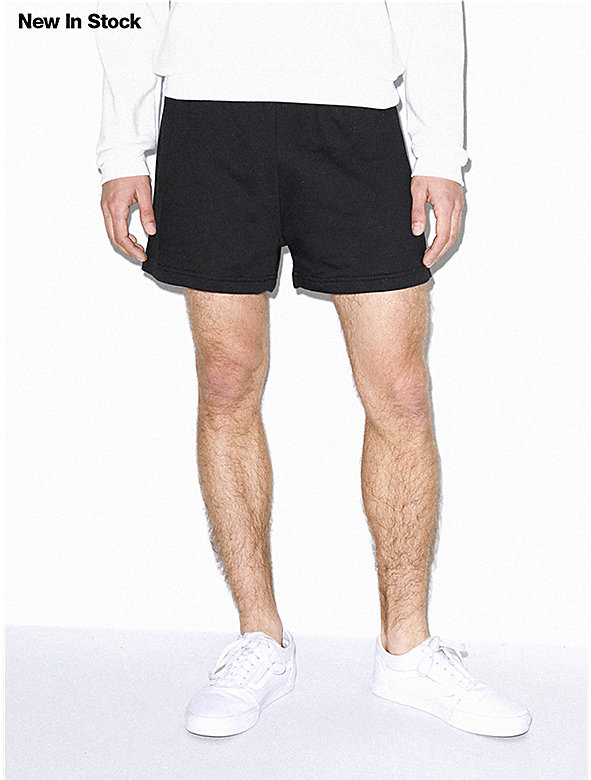 California Fleece Retro Short