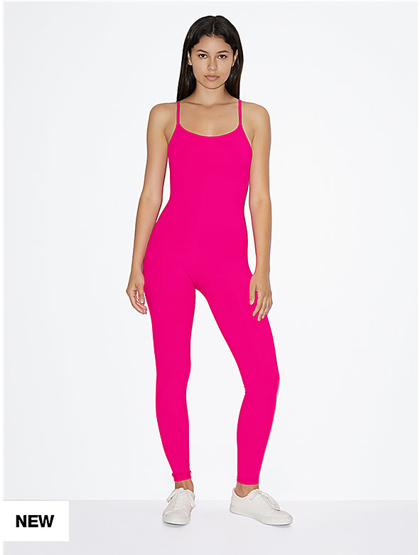 Forward Strappy Catsuit